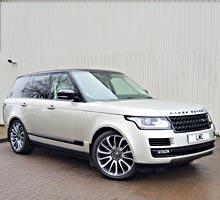 Land Rove Range Rover V8