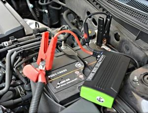 Portable Car Battery Jumper