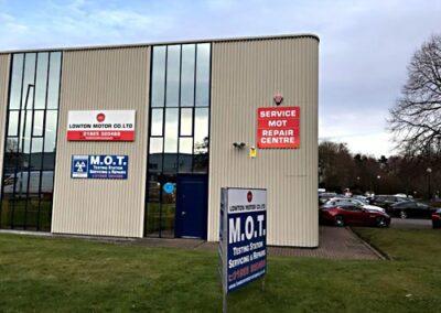Lowton Motor Company Birchwood