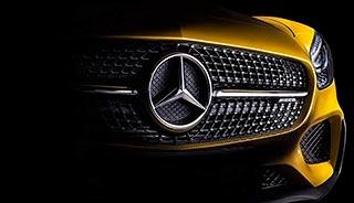 Mercedes Benz Badge Logo