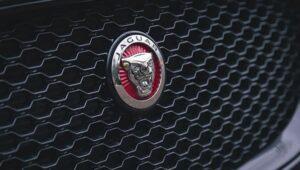 Jaguar Car Badge