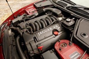 Jaguar Car Engine