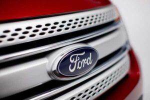 Ford Brand Badge