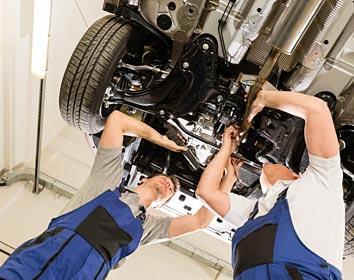 Vauxhall Car Mechanic