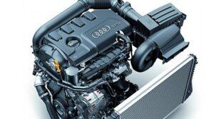 Audi Car Engine